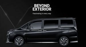 Toyota Voxy mobil MPV pilihan bagus